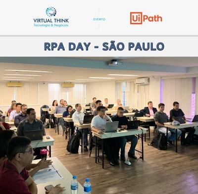 RPA Day São Paulo - Evento